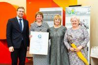 Skaityti daugiau: Zarasų socialinės globos namams įteiktas EQUASS Assurance   kokybės sertifikatas
