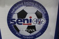 """Skaityti daugiau: Futbolo turnyras """"SENI – CUP  2019"""""""