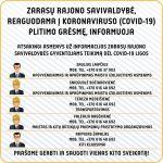Skaityti daugiau: DĖL KORONAVIRUSO (COVID-19) PREVENCIJOS