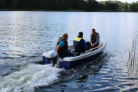Skaityti daugiau: Pasiplaukiojimai po ežerą